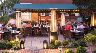 Restaurant Jared Coffin House