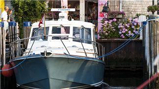 Nantucket Boat Basin Moorings