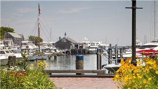 Nantucket Boat Basin, a Nantucket Marina