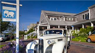 Waterfront Dining at Brant Point Grill
