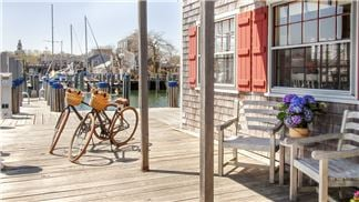 Complimentary Bicycles at The Cottages & Lofts