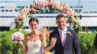 White Elephant - Wedding Couple