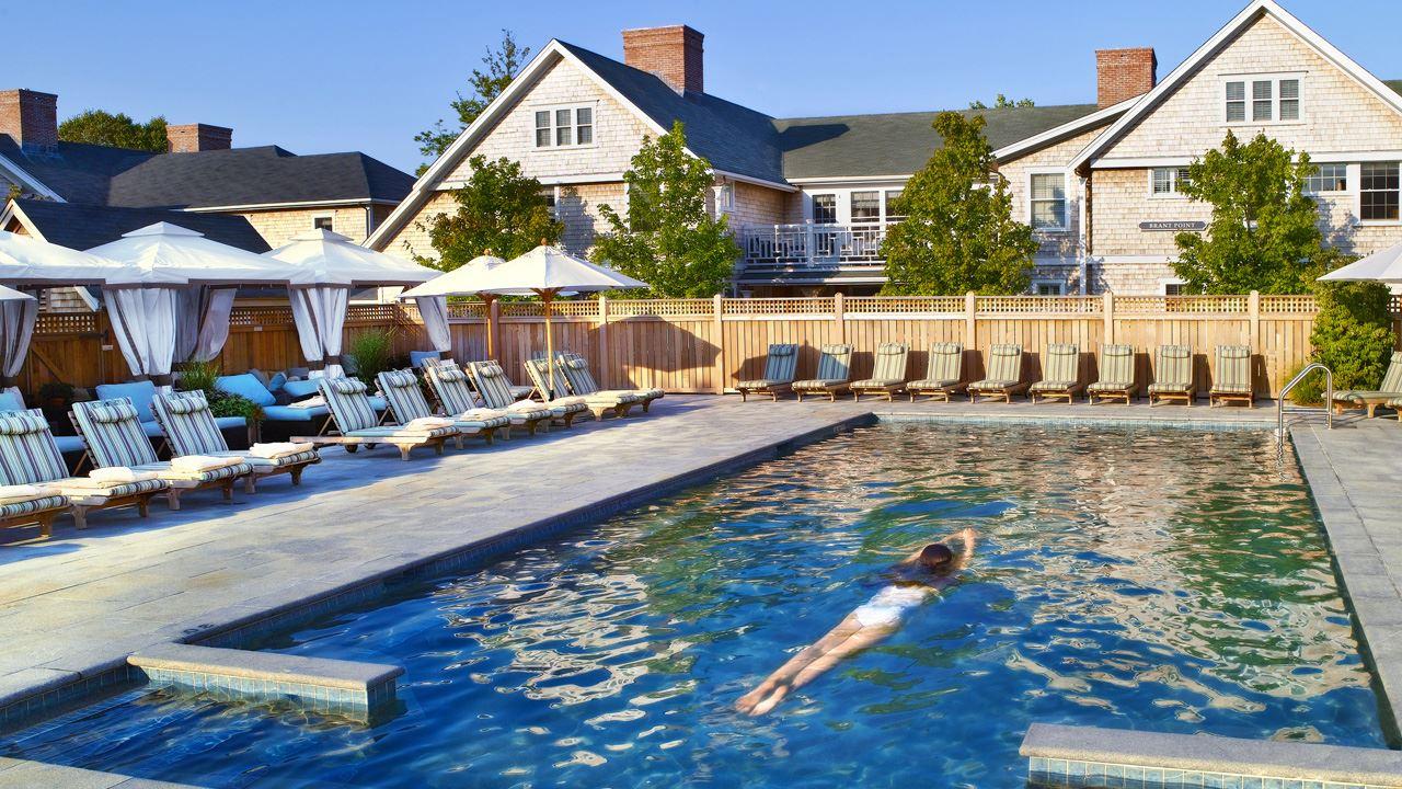 Iconic Nantucket Hotel Photos   White Elephant Resorts