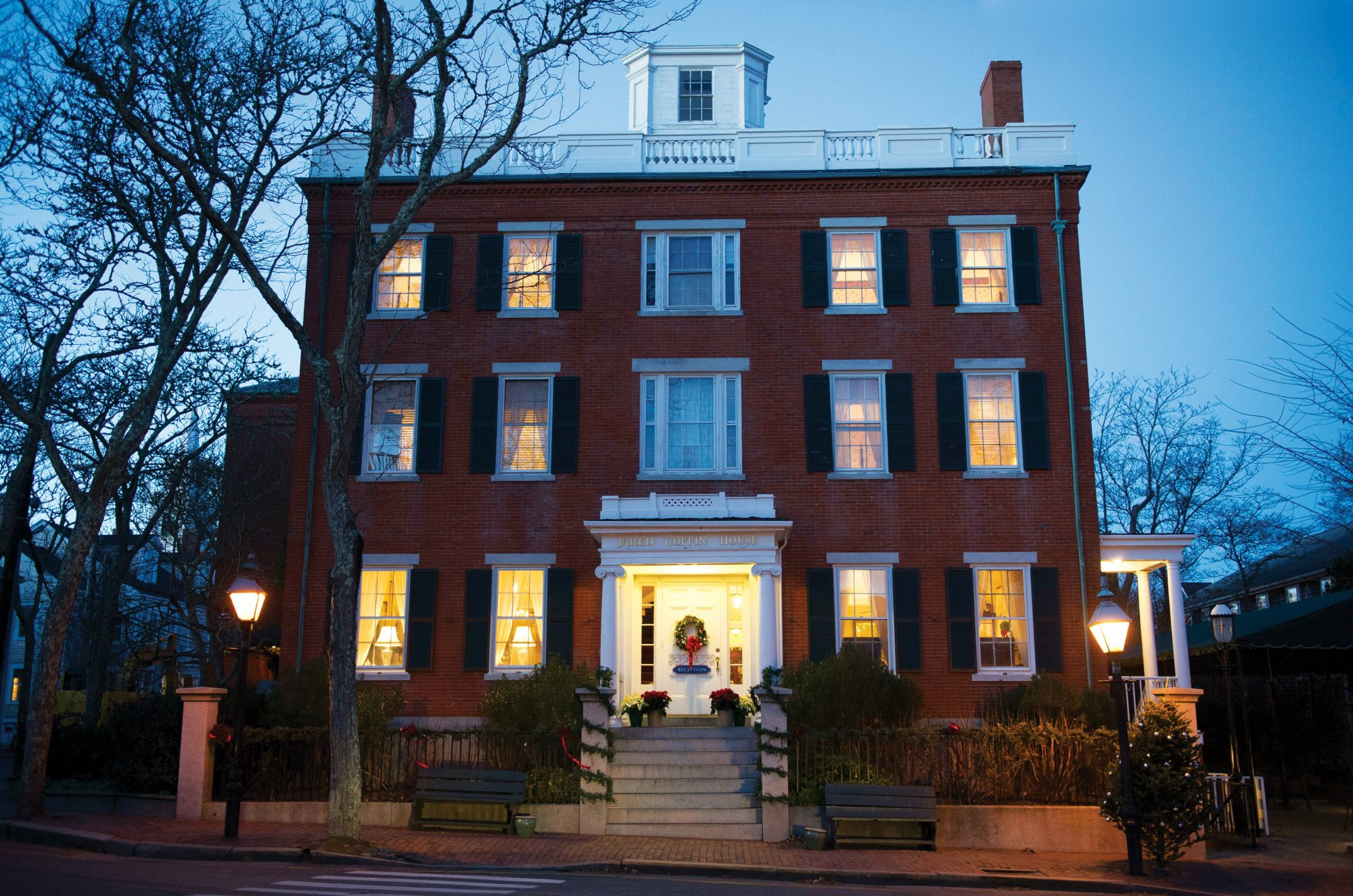 historic nantucket hotel jared coffin house