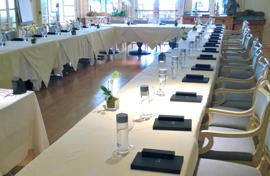 2Main Dining Room Meeting, 32 ppl