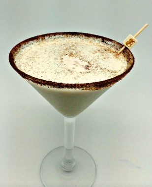 BPG Pumpkin Martini Cocktail