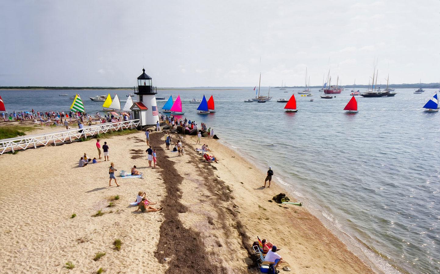 Rainbow Fleet Nantucket