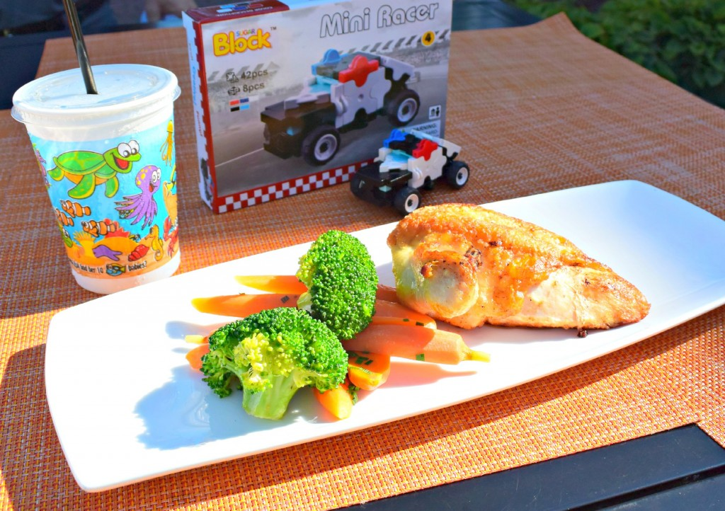 chicken 2 with car