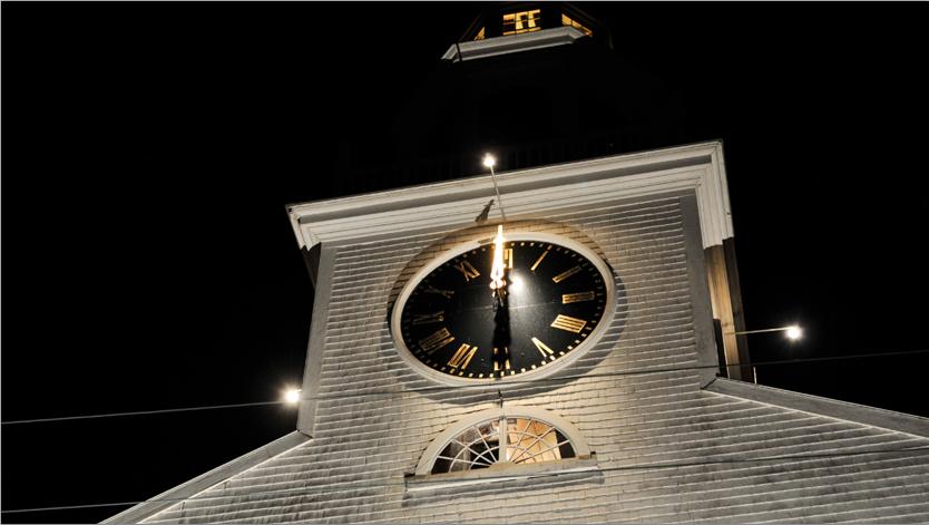Clock-Tower-at-Midnight