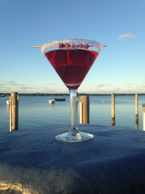 Nantucket Cranberry Cocktail
