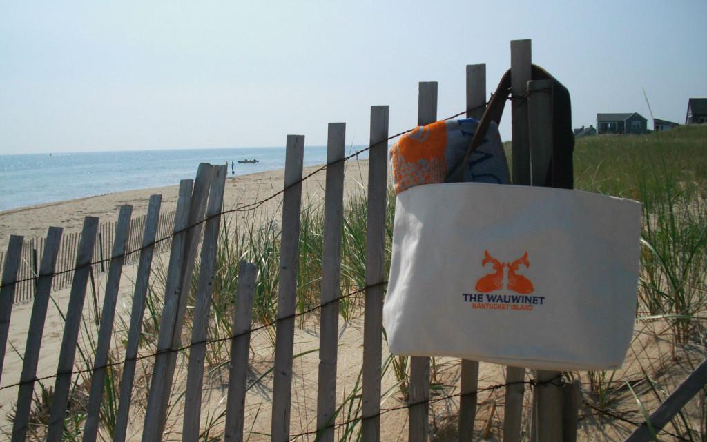 Wauwinet Beach Bag