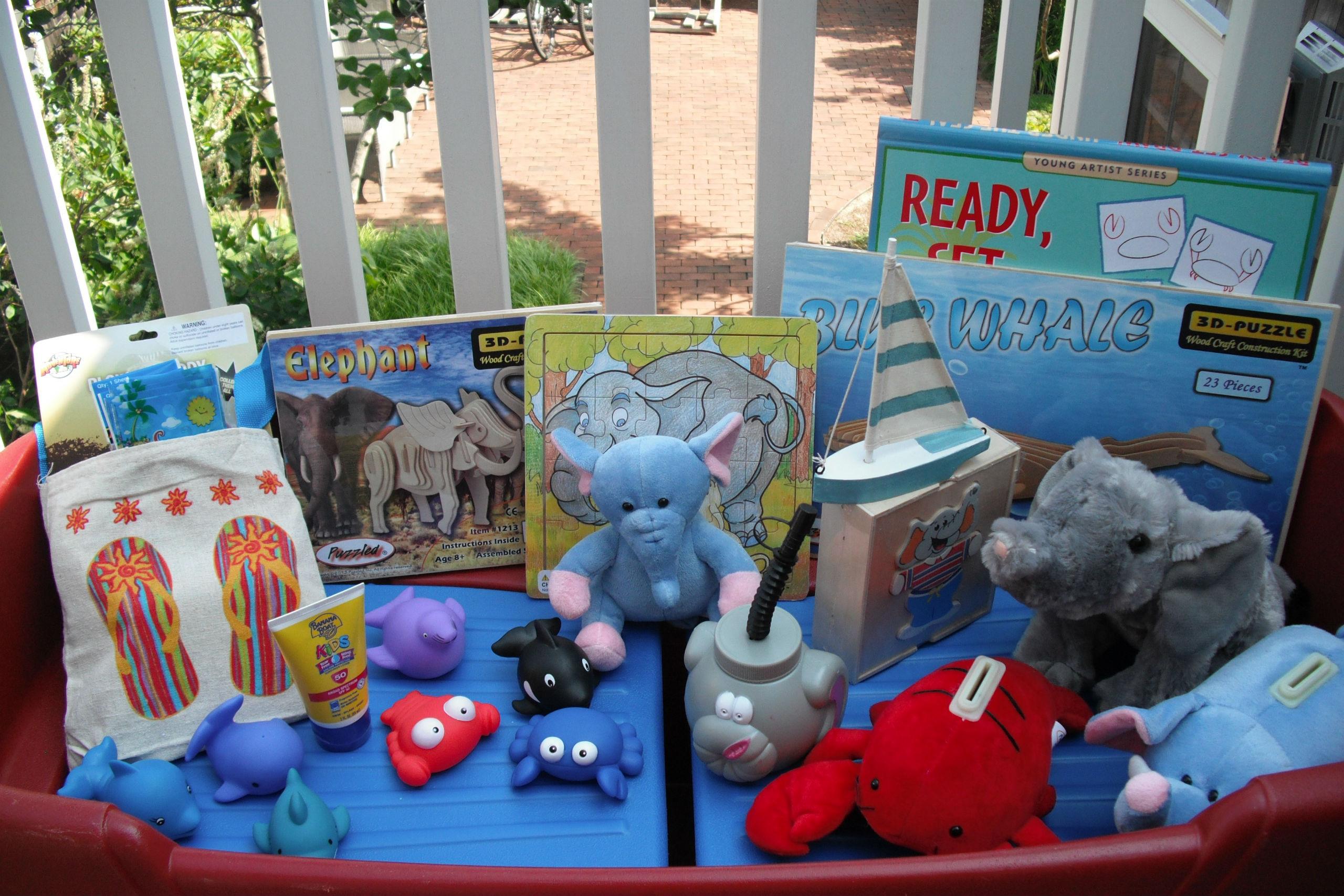 WagonLoadof Toys