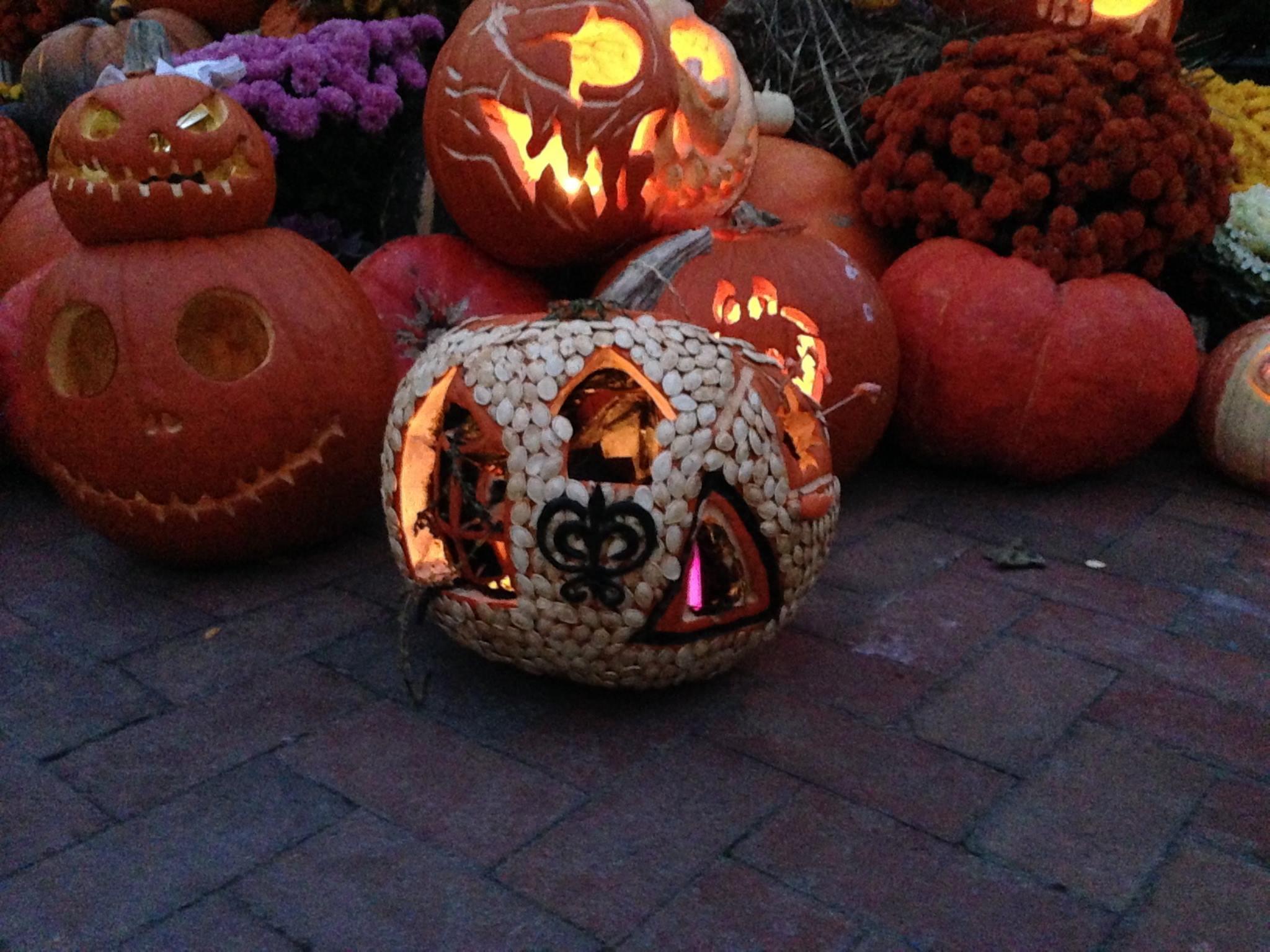 wau pumpkins