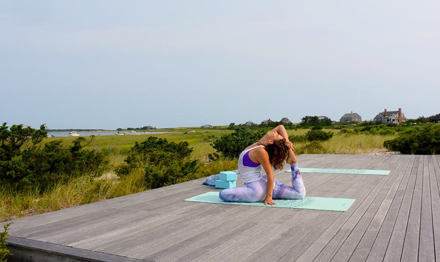 Bayview Yoga at The Wauwinet