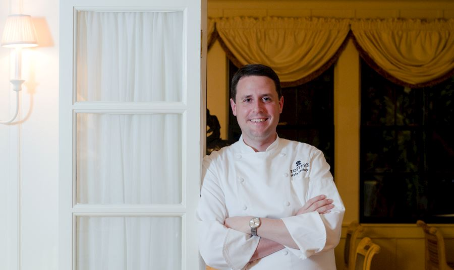 Chef Kyle's Top Three Food Books