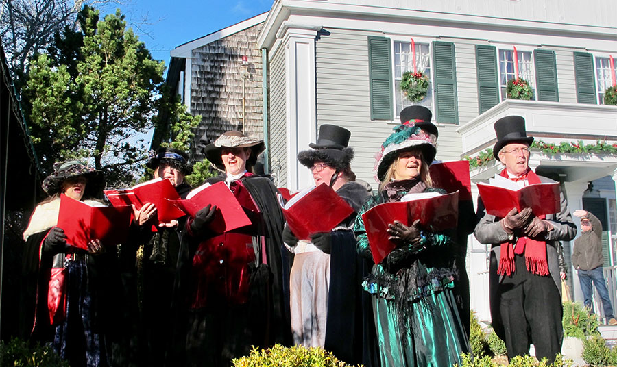Christmas Stroll Recap from Jared Coffin House