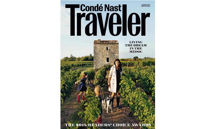Condé Nast Traveler 2014 Readers' Choice Awards