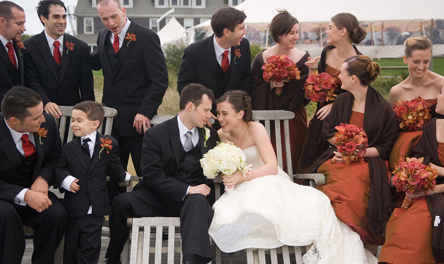 Fall in Love with this Stunning Wauwinet Wedding