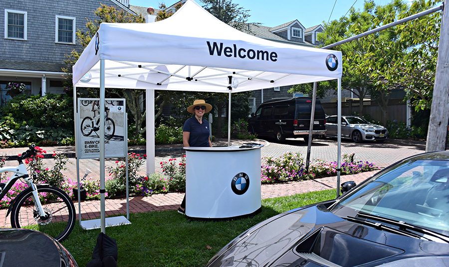 Test Drives for the Road and the Bikepath by BMW...
