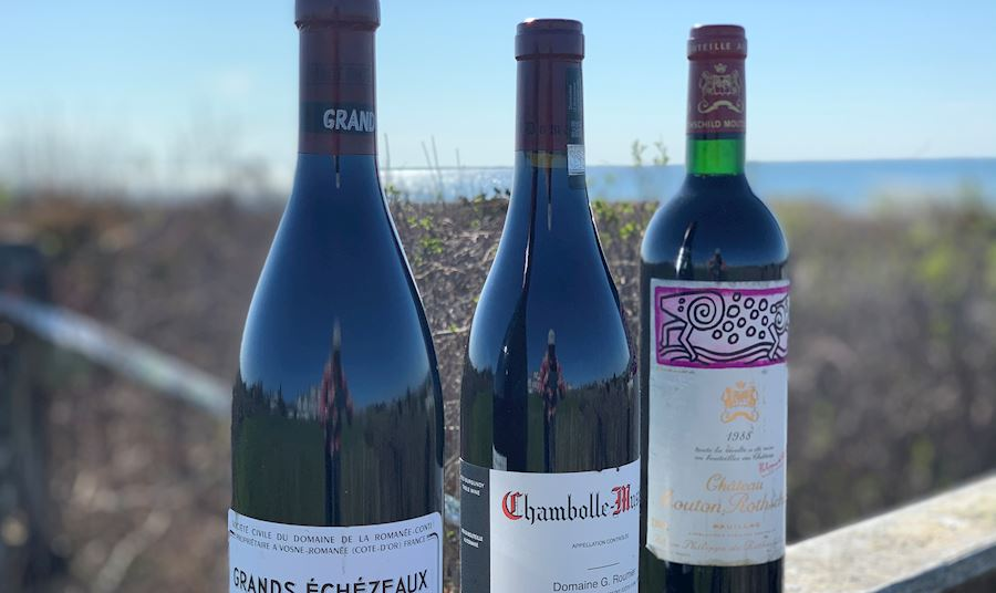 Three Exciting Wines from TOPPER's Wine Cellar