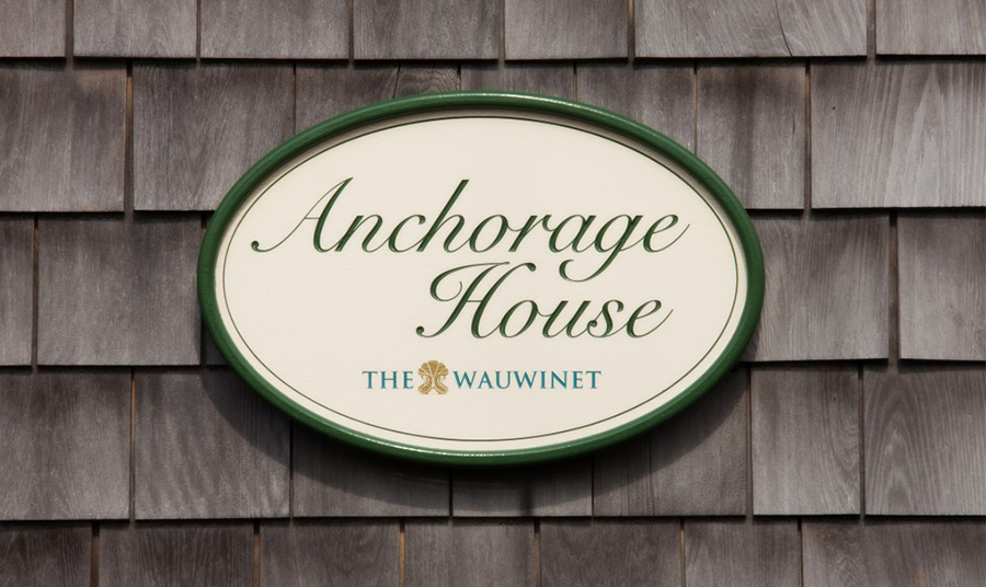 Welcome to Anchorage House at The Wauwinet