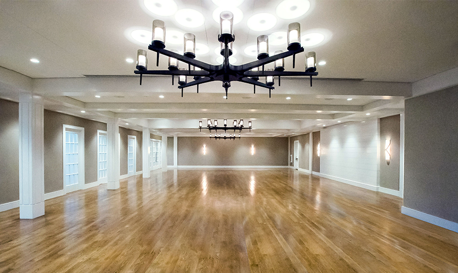 White Elephant Village's New Ballroom & Conference Center's First Event