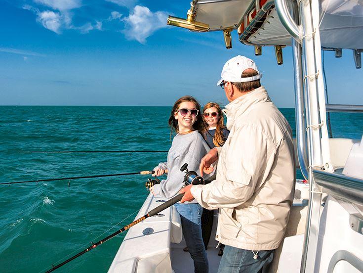 Fishing & Boating in Nantucket