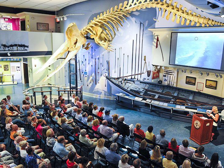 Nantucket Whaling Museum, Massachusetts
