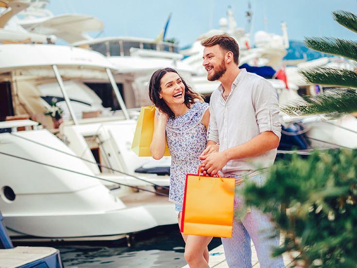 Shopping Facilities in Nantucket Island, Massachusetts