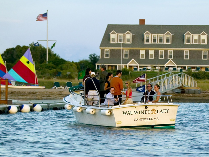 TOPPER'S by Water, Nantucket