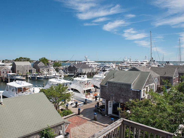 The Cottages at the Boat Basin Amenities, Nantucket