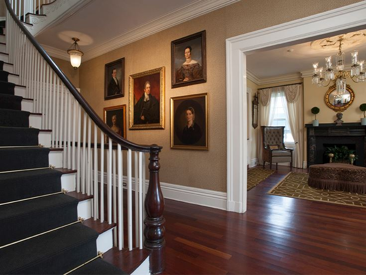 Jared Coffin House Amenities, Nantucket