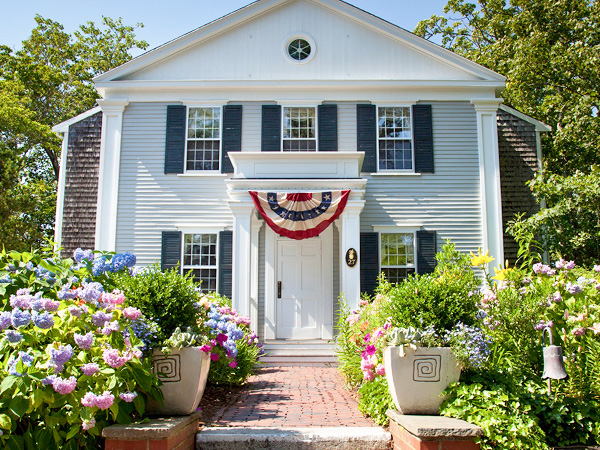 Jared Coffin House, Nantucket