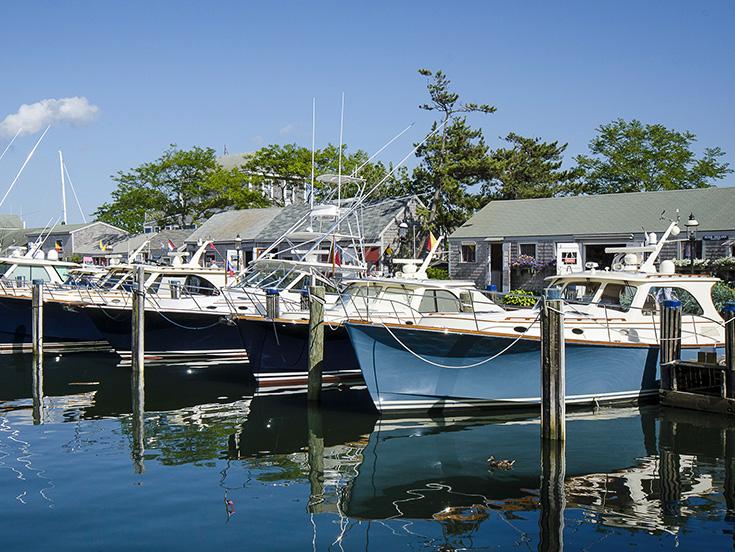 Nantucket Boat Basin, Massachusetts