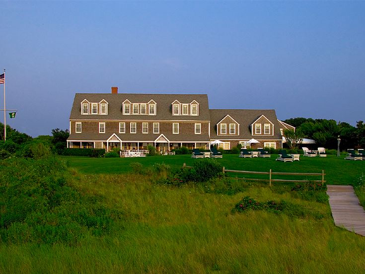 The Wauwinet Hotel, Nantucket