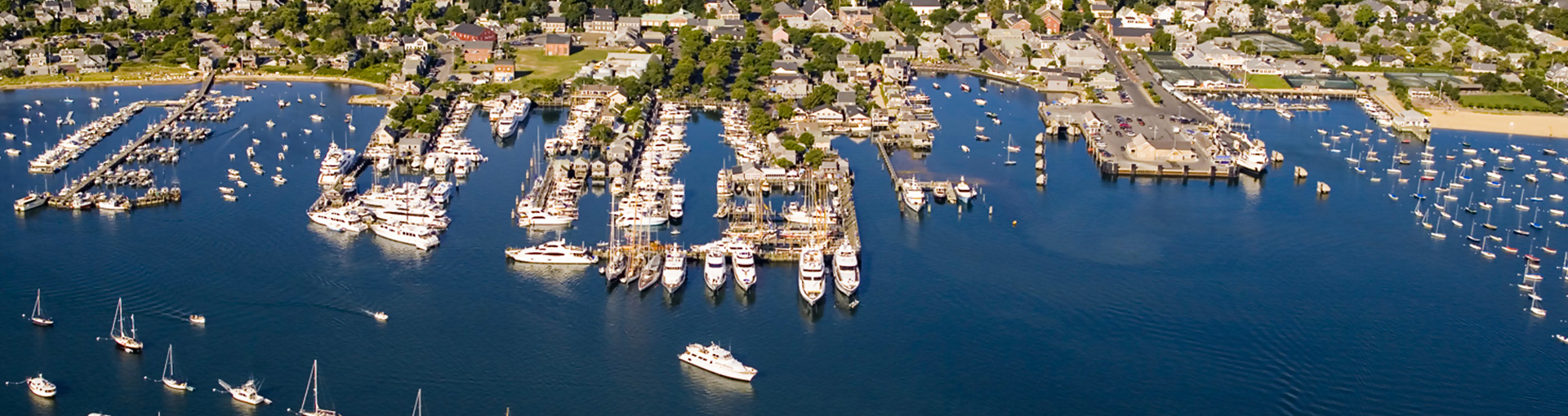 Nantucket Island, Massachusetts Marina