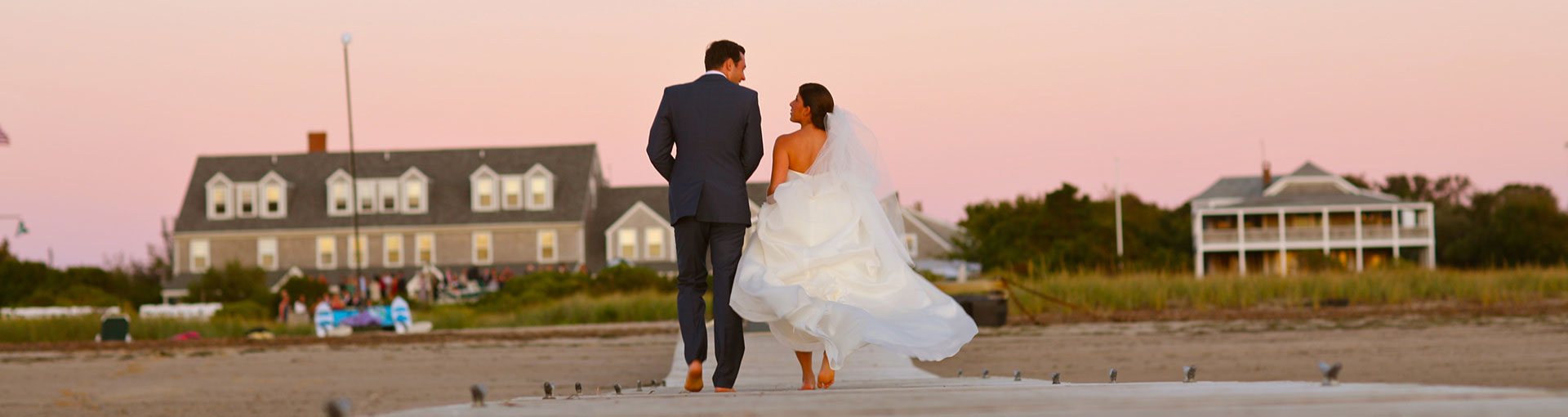 White Elephant Resorts, Nantucket Weddings Facilities