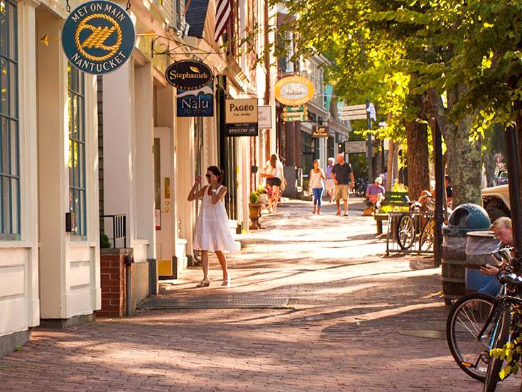 Experience Nantucket Island
