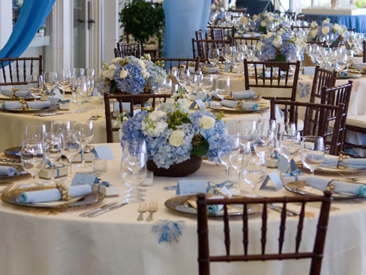 Scenic Nantucket Events at White Elephant Harborside Hotel