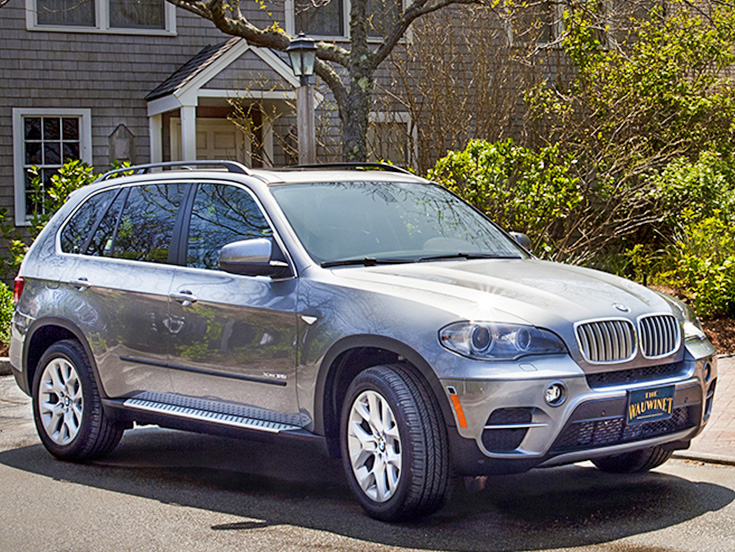 BMW Driving & Accommodations Package at White Elephant Resorts Resorts