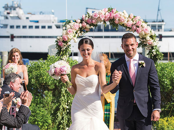 Hy-Line Wedding Package at White Elephant Resorts, Nantucket