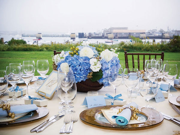 White Elephant Harborside offers One Wedding Destination, 3 Wedding Events